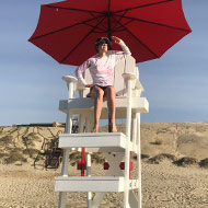 Lifeguard Anne