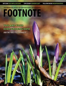 Footnote Cover: May 2019