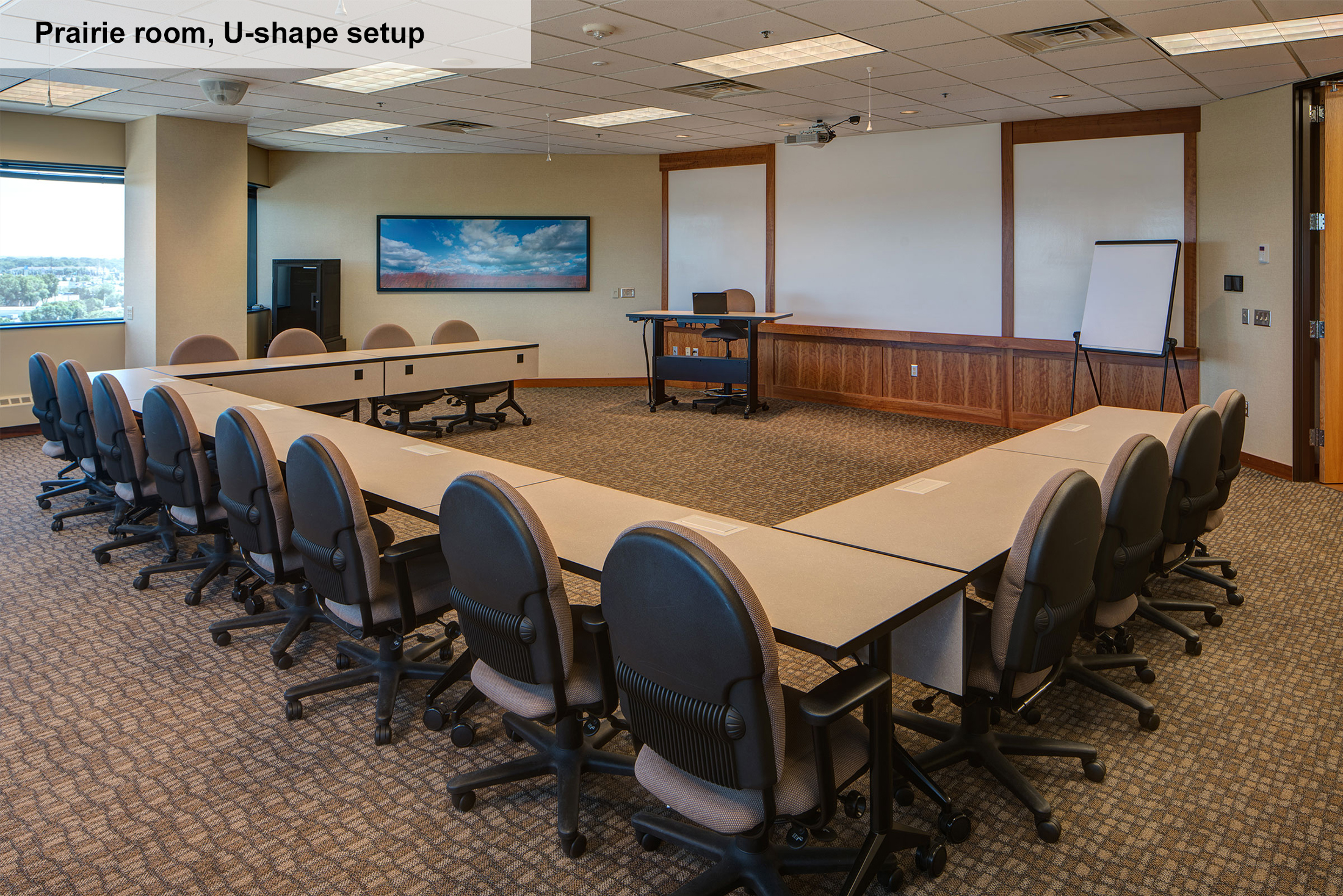 Meeting Room for 36: Classroom Rental in Bloomington, MN