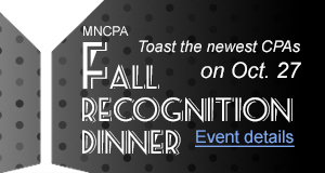 Fall Recognition Dinner - Tuesday, Oct. 27