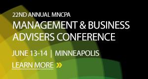 Management & Business Advisers Conference - June 13-14