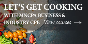 Get cooking with business and industry CPE