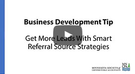 Get More Leads With Smart Referral Source Strategies