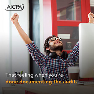 That feeling when you're done documenting the audit