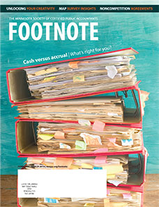 Footnote Cover: February/March 2019