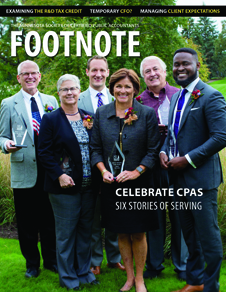 Footnote Cover: November 2018