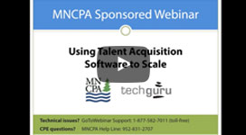 Using Talent Acquisition Software to Scale