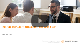 Managing Client Relationships With Flair