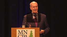 63rd Annual MNCPA Tax Conference Closing Keynote: Too Soon We Get Old and Too Late We Get Smart!