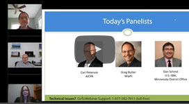 Paycheck Protection Program Panel Discussion