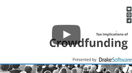 Crowdfunding: Tax Considerations